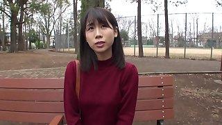 FONE-108 - asian teen on high lay cam
