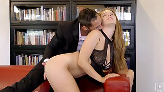 Excellent cock riding office orgasms be advisable for Lena Paul